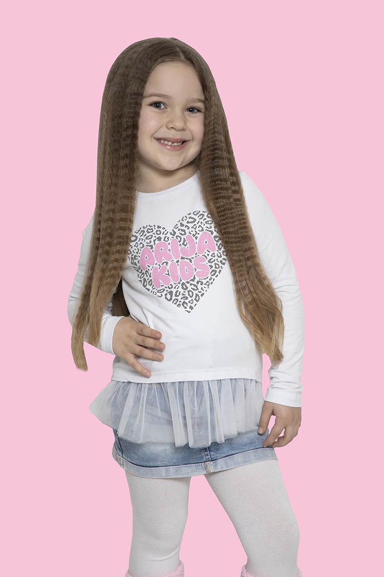 1. Bluzica – Svetlucavi Arija Kids-1