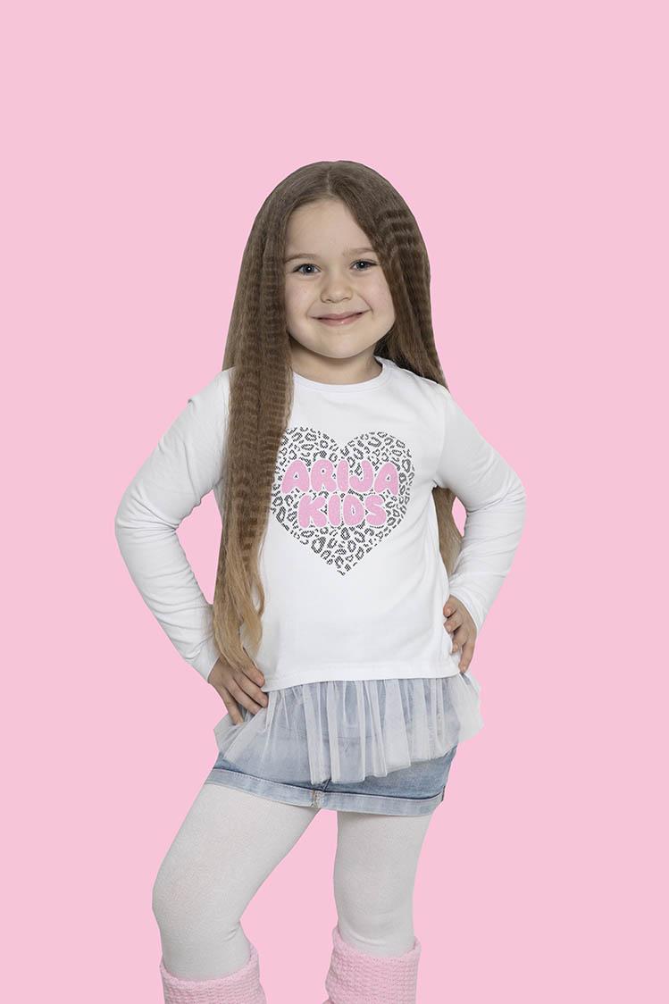 3. Bluzica – Svetlucavi Arija Kids-1